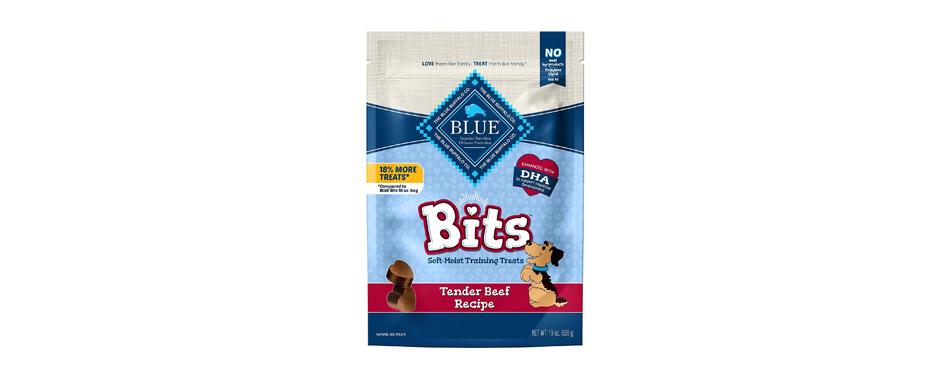Blue Buffalo Bits Natural Training Dog Treats