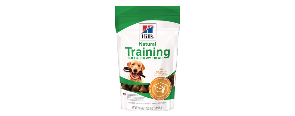 Hill's Natural Training Soft And Chewy Treats