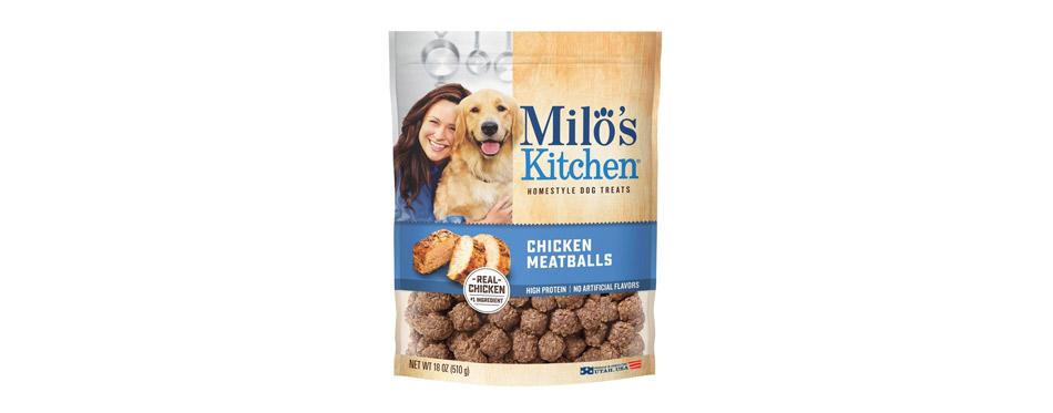 Milo's Kitchen Dog Treats