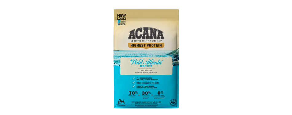 ACANA Wild Atlantic Grain-Free Dry Dog Food
