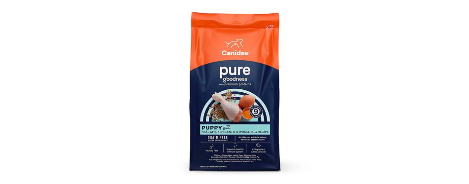 CANIDAE Grain-Free PURE Puppy Chicken