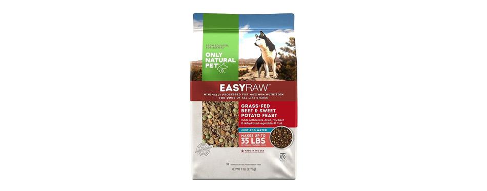 Only Natural Pet EasyRaw Dog Food