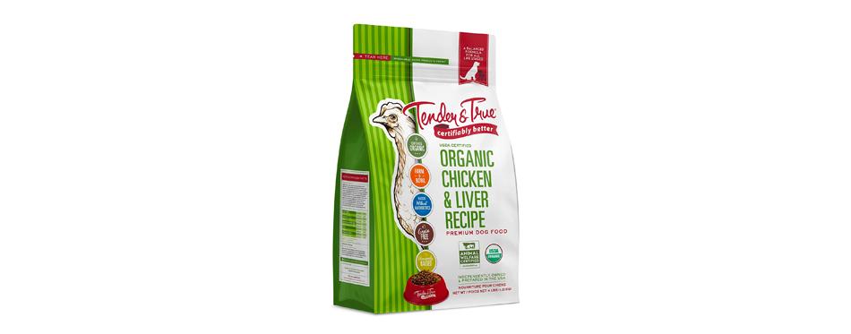 Tender & True Pet Food Organic Dog Food