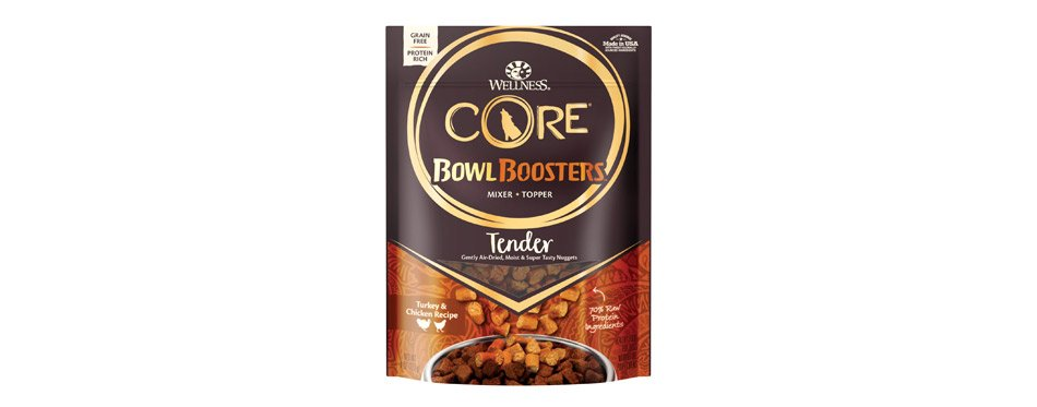 Wellness CORE Bowl Boosters Dog Food Mixer