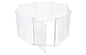 4-in-1 192-Inch Super Wide Adjustable Gate and Play Yard by Regalo