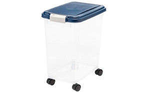 Airtight Pet Food Storage Container by IRIS