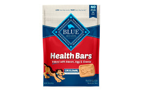 Blue Buffalo Health Bars Natural Dog Treats