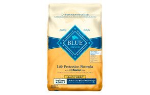 Blue Buffalo Natural Adult Dry Dog Food