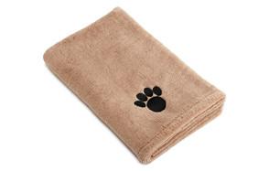 Bone Dry Microfiber Pet Bath Towel