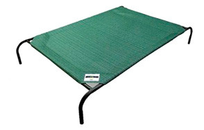 Coolaroo Elevated Pet Bed with Knitted Fabric by Gale Pacific