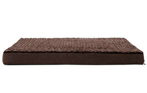 Deluxe Orthopedic Pet Bed Mattress by Furhaven Pet