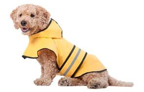 Ethical Pet Rainy Days Slicker Yellow Dog Raincoat