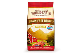 Grain Free Recipe with Pork, Beef & Lamb Dry Dog Food