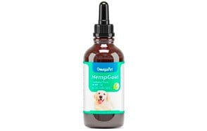 HempGold Hemp Oil for Dogs and Cats by OmegaPet