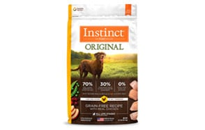 Instinct Original Grain Free Recipe with Real Chicken Dry Dog Food