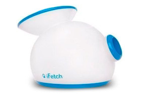 Interactive Ball Launcher by iFetch