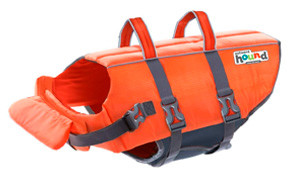 Outward Hound Splash Dog Life Jacket