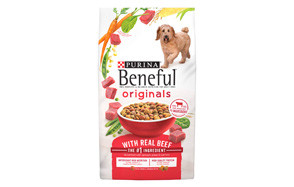 Originals with Real Beef Adult Dry Dog Food