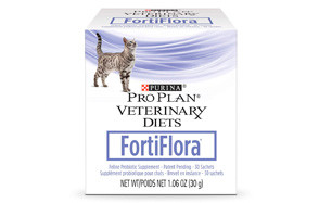 Pro Plan Veterinary Diets Fortiflora Nutritional Supplements for Cats by Purina