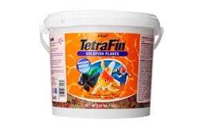 TetraFin Balanced Diet Goldfish Flake Food