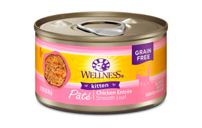 Wellness Complete Health Natural Wet Canned Cat Food