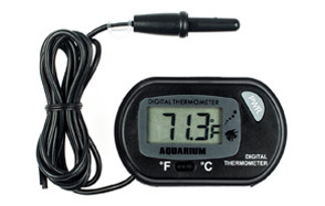 Zacro LCD Digital Aquarium Thermometer