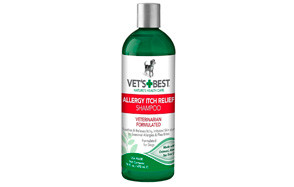 Allergy Itch Relief Dog Shampoo by Vet's Best