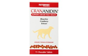 Crananidin Pet Supplement by Nutramax