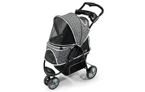 Gen7Pets Promenade Lightweight Compact Pet Stroller for Dogs and Cats