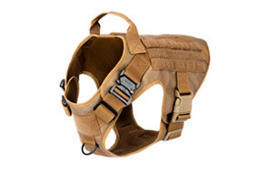 ICEFANG Large Dog Tactical Vest Harness