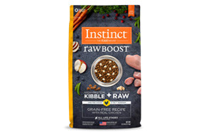 Instinct Raw Boost Grain Free Recipe with Real Chicken Dry Dog Food