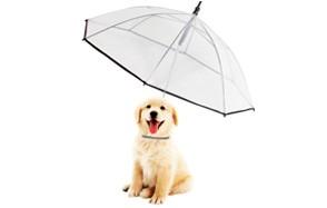 Morjava Pet Dog Umbrella with Leash