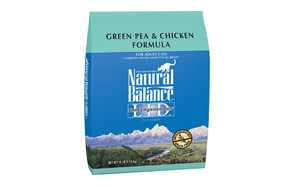 Natural Balance Diets Green Dry Cat Food