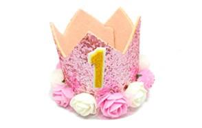 PET SHOW Crown Dog Birthday Hat