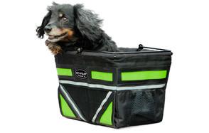 Pet-Pilot Dog Bike Basket Carrier