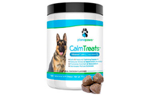 Plano Paws Calm Treats