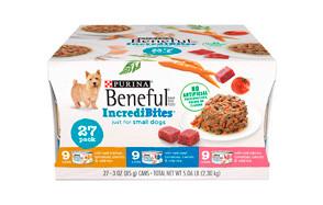Purina Beneful IncrediBites Adult Wet Dog Food