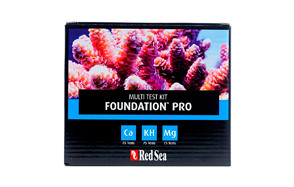 Red Sea Reef Foundation Test Kit