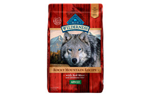 Rocky Mountain Recipe High Protein Grain Free Adult Dry Dog Food by BLUE Wilderness