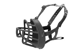 The Company of Animals Rubber Ultra Muzzle