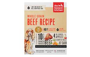 Honest Kitchen Human Grade Organic Grain Dog Food