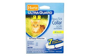 UltraGuard Flea & Tick Cat Collar by Hartz