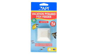 API 14-Day Pyramid Fish Feeders