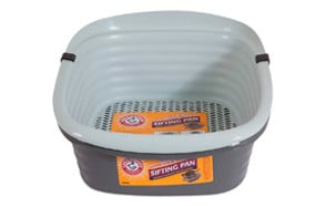 Arm & Hammer Large Sifting Litter Pan