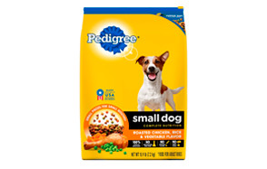 Complete Nutrition Small Dog Roasted Chicken, Rice, and Vegetable Flavor Dry Dog Food