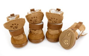 Detachable Closure Puppy Dog Shoes by URBEST