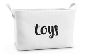 Fawn Hill Co Storage Box Basket for Baby, Kids or Pets