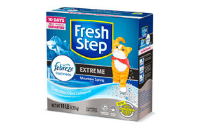 Fresh Step Extreme Scented Cat Litter