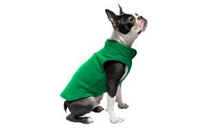 Gooby Fleece Winter Coat