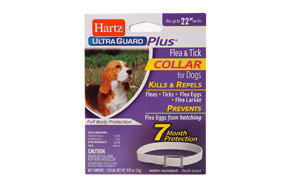 Hartz Ultraguard Flea Collar for Dogs